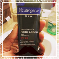 Neutrogena® Men Age Fighter Face Moisturizer with Sunscreen Broad Spectrum SPF 15 uploaded by Jade M.