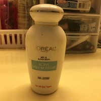 L'Oréal Paris Active Daily Moisture Lotion with SPF 15 Sunscreen uploaded by Gloria S.