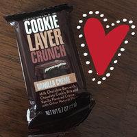 Hershey's Vanilla Creme Cookie Layer Crunch Chocolate Bars 6.3 oz. Bag uploaded by Alex C.