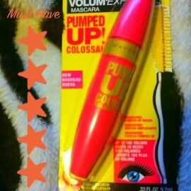 Photo of Maybelline Volum' Express® Pumped Up! Colossal® Waterproof Mascara uploaded by Autumn B.