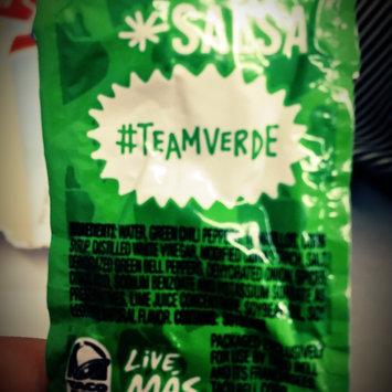 Photo of Taco Bell Verde Salsa 7.5oz uploaded by Rachel H.