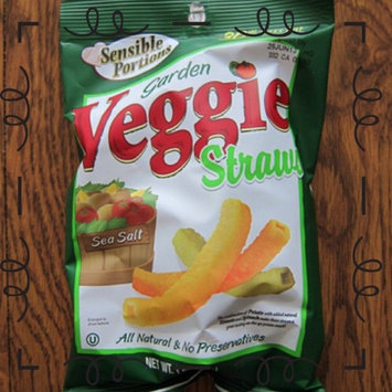 Photo of Sensible Portions Zesty Ranch Garden Veggie Straws, 5 oz, (Pack of 12) uploaded by Megan P.