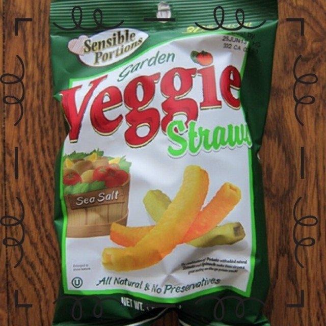 Sensible Portions Zesty Ranch Garden Veggie Straws, 5 oz, (Pack of 12) uploaded by Megan P.