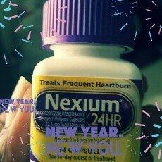 Photo of Nexium 24HR Capsules - 14 Count uploaded by Kashymir W.