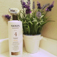 Nioxin System 4 Cleanser 16.9oz uploaded by Rebecca O.