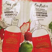 SheaMoisture Fruit Fusion Coconut Water Energizing Hand & Body Scrub uploaded by Celeste M.