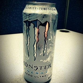 Monster Zero Ultra Energy Drink uploaded by Marissa A.