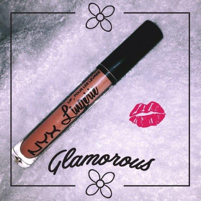 NYX Lip Lingerie Liquid Lipstick, Ruffle Trim uploaded by Yasbhy R.
