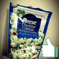 Reese Cheddar Cheese Croutons 6 oz Pack of 12 uploaded by Elaine A.