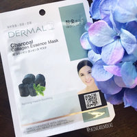 Dermal Charcoal Collagen Essence Mask Set (10 Pcs, $0.99 Each) uploaded by Vanna L.