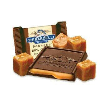Ghirardelli Chocolate Squares Milk & Caramel uploaded by Lara L.