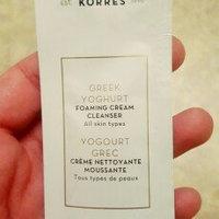 Korres Greek Yoghurt Foaming Cream Cleanser uploaded by Kaleigh P.