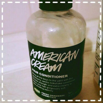 Photo of LUSH American Cream Conditioner uploaded by Yalitza G.