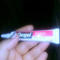 Orajel Maximum Strength Toothache Instant Pain Relief Gel uploaded by Rikka I.