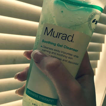 Photo of Murad Soothing Gel Cleanser Redness Therapy uploaded by Kaylee F.