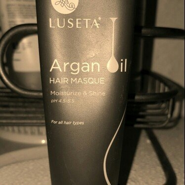 Luseta Beauty Argan Oil Hair Masque uploaded by sarah H.