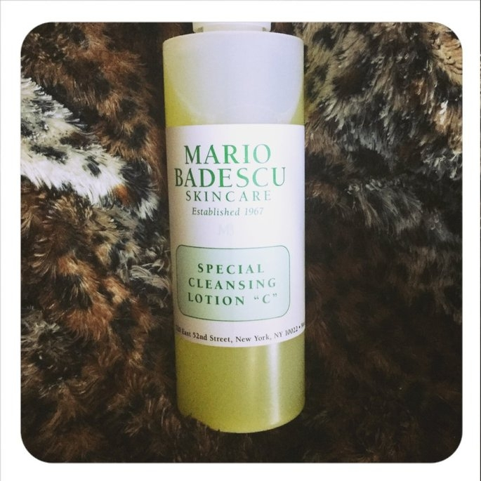 Mario Badescu Special Cleansing Lotion C uploaded by Tara D.