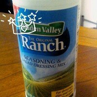 Hidden Valley® Original Ranch® Salad Dressing & Seasoning Mix uploaded by Amanda O.