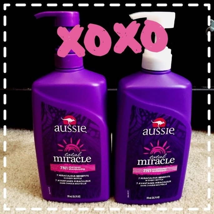 Aussie Total Miracle Collection 7 N 1 Shampoo uploaded by Valerie W.