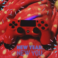 Sony - Dualshock 4 Wireless Controller For Playstation 4 - Magma Red uploaded by Crystalina C.