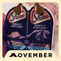 Sheba® Perfect Portions™ Cuts in Gravy Signature Tuna Entree Cat Food 2-1.3 oz. Cups uploaded by Heather F.