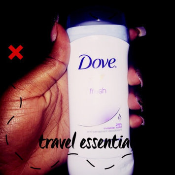 Photo of Dove® Original Clean Antiperspirant & Deodorant uploaded by Alexandria J.