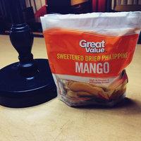 Great Value Sweetened Dried Mango, 6 oz uploaded by Elizabeth S.