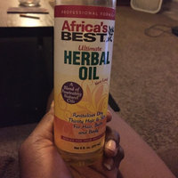 Africa's Best AFRICAS BEST 8Floz Ultim Herbal Oil uploaded by Brenee W.