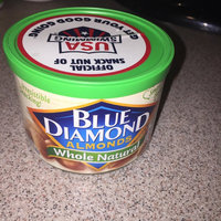 Blue Diamond Natural Whole Almonds, 6 oz, 12ct (Pack of 12) uploaded by Kathleen F.