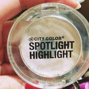 Photo of City Color Cosmetics Spotlight Highlighter uploaded by Pamela I.