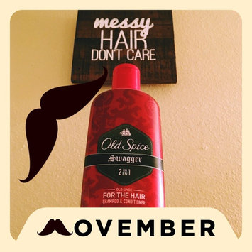 Photo of Old Spice Swagger 2-in-1 Shampoo and Conditioner - 25.3 fl oz uploaded by Aerial P.