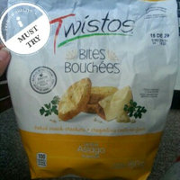 Twistos Baked Snack Bites Asiago Flavored uploaded by Krishma G.