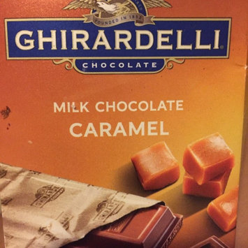 Ghirardelli Chocolate Squares Milk & Caramel uploaded by Nicole c.