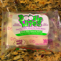 Boogie Wipes Gentle Saline Wipes for Stuffy Noses uploaded by Sandy R.