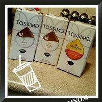 Tassimo Gevalia Caramel Latte Macchiato Coffee & Milk Creamer T Discs 8 ct Bag uploaded by Adele D.