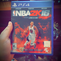 NBA 2K16 PS4 Replen uploaded by Jessica F.