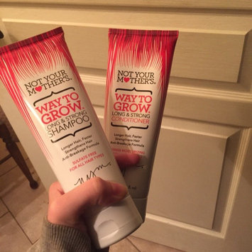 Photo of Not Your Mother's® Way To Grow Long & Strong Shampoo uploaded by Morgan D.