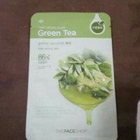 Real Nature Green Tea Mask Sheet uploaded by tamara b.