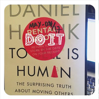 To Sell Is Human: The Surprising Truth about Moving Others uploaded by Nicole A.