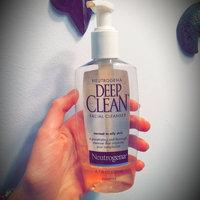 Neutrogena Deep Clean Facial Cleanser uploaded by Abbey C.