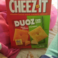 Cheez-It Duoz Baked Snack Crackers Sharp Cheddar/Parmesan uploaded by Tiffany C.