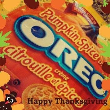 Photo of Nabisco Oreo Pumpkin Spice Creme Sandwich Cookies uploaded by Tiffany M.