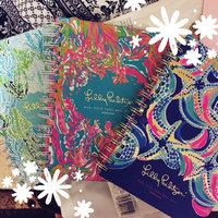 Lilly Pulitzer Agenda uploaded by Maria R.