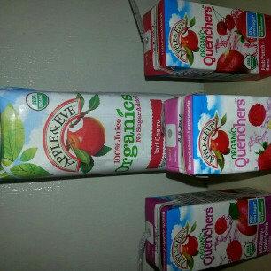 Photo of Apple & Eve® 100% Juice Organics Tart Cherry Juice 33.8 fl. oz. Carton uploaded by Charlene H.