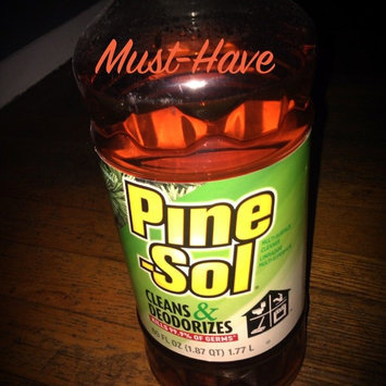 Photo of PineSol Pine Sol Lemon Fresh Cleaner 175oz uploaded by Blythe S.