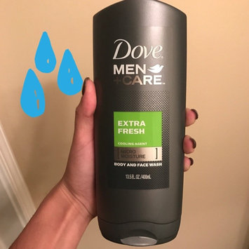 Photo of Dove Men+Care Extra Fresh Body And Face Wash uploaded by Denise A.