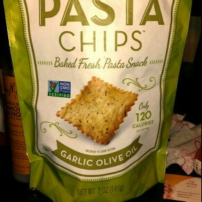 Photo of Vintage Italia Pasta Chips Garlic Olive Oil uploaded by Paris J.