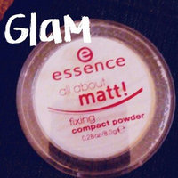 Essence All About Matt! Fixing Compact Powder uploaded by Tiphany B.