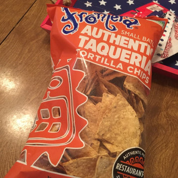 Photo of Frontera Authentic Taqueria Tortilla Chips uploaded by Wendy C.