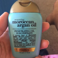 Organix Penetrating Moroccan Argan Oil uploaded by Luz H.